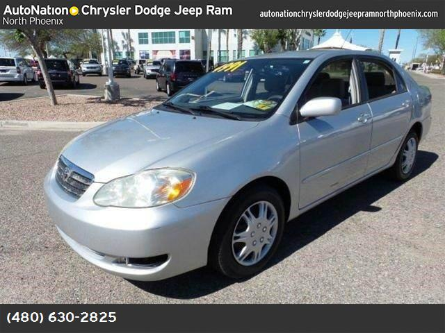 2005 Toyota Corolla near Phoenix AZ 85023 for $4,952.00