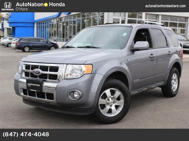 2008 Ford Escape Limited 118754 miles VIN 1FMCU94198KE59743 Stock  1157189814 10482