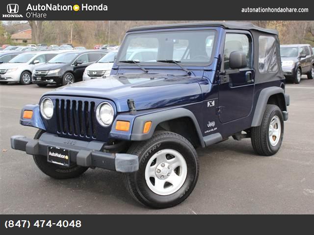 2004 Jeep Wrangler X 107006 miles VIN 1J4FA39S34P718078 Stock  1166201087 11991