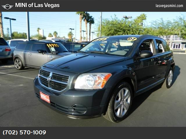 2007 Dodge Caliber SXT air conditioning power windows power door locks power steering tilt whee