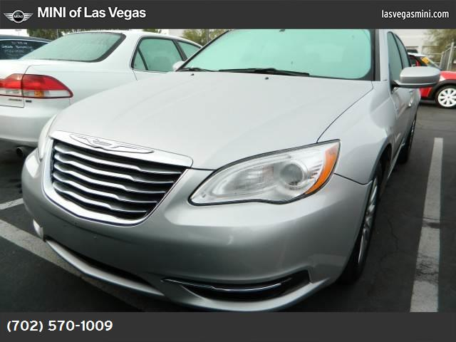 2012 Chrysler 200 LX touring suspension traction control stability control abs 4-wheel keyles