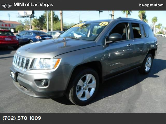2012 Jeep Compass Sport hill start assist control traction control stability control abs 4-whee