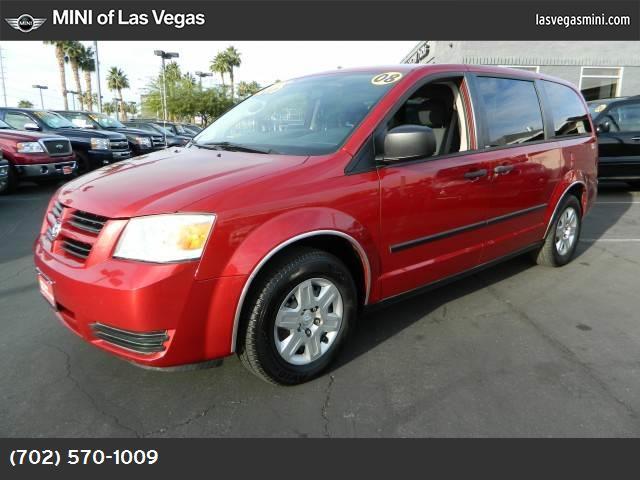 2008 Dodge Grand Caravan SE stability control abs 4-wheel air conditioning power windows powe