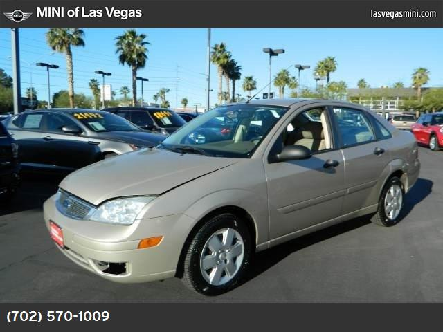 2007 Ford Focus S 20l dohc smpi i4 duratec 20e engine front wheel drive tires - front all-season