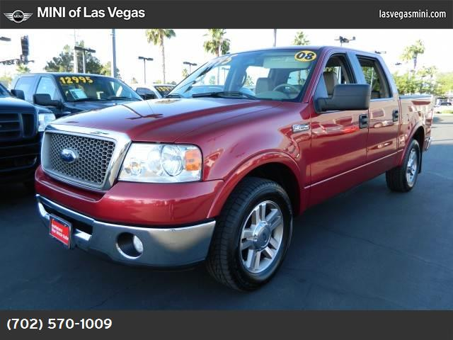 2008 Ford F-150 XLT abs 4-wheel keyless entry air conditioning sliding rear window power wind