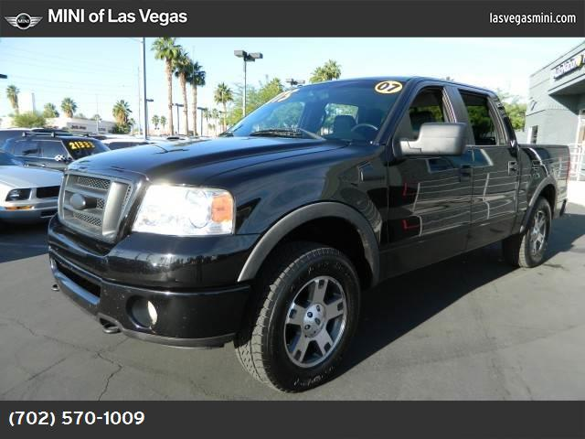 2007 Ford F-150 XLT abs 4-wheel air conditioning sliding rear window power windows power door