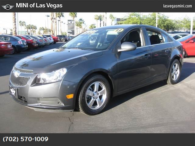 2013 Chevrolet Cruze 1LT traction control stabilitrak abs 4-wheel keyless entry air condition