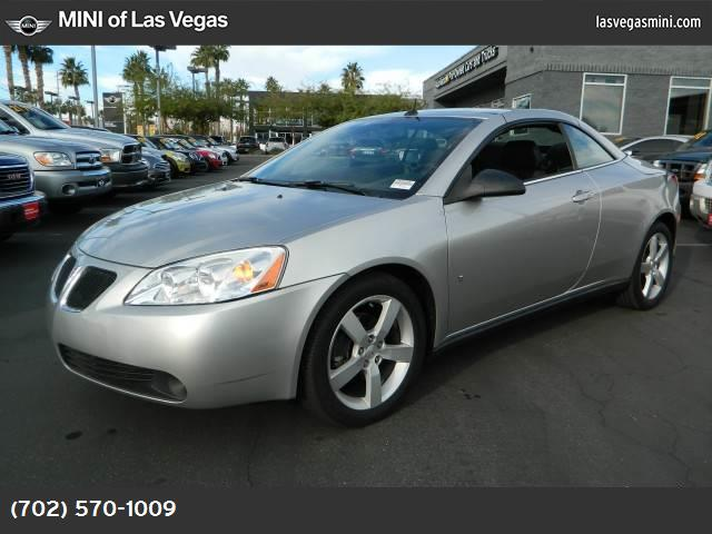 2008 Pontiac G6 GT abs 4-wheel air conditioning power windows power door locks cruise control