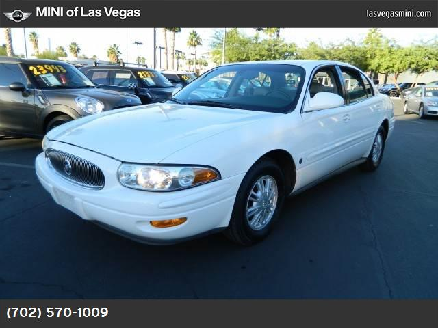 2004 Buick LeSabre Limited abs 4-wheel air conditioning power windows power door locks cruise