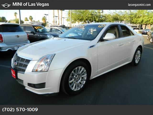 2010 Cadillac CTS Sedan Luxury traction control stabilitrak abs 4-wheel keyless entry air con