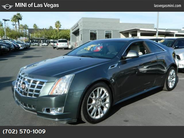 2012 Cadillac CTS Coupe Performance traction control stabilitrak abs 4-wheel keyless entry ai