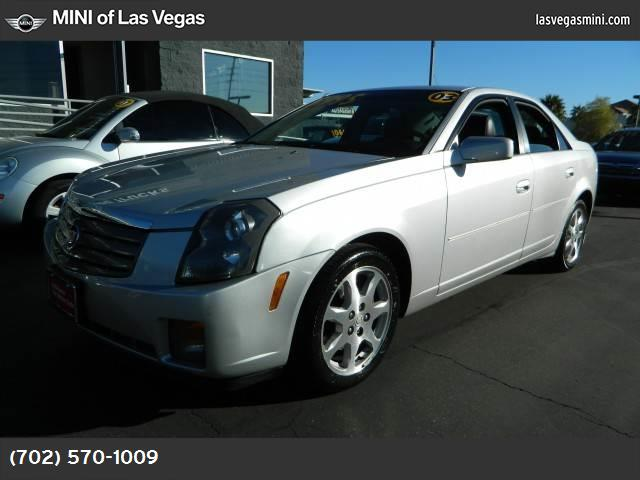 2003 Cadillac CTS  traction control abs 4-wheel air conditioning power windows power door loc
