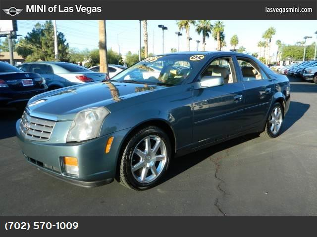 2005 Cadillac CTS  traction control abs 4-wheel air conditioning power windows power door loc