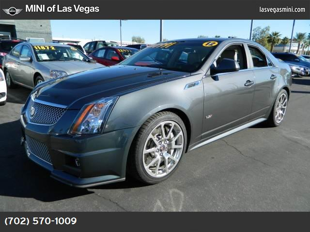 2012 Cadillac CTS-V Sedan  traction control stabilitrak abs 4-wheel keyless entry air conditi