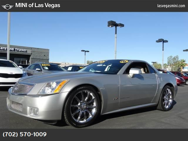 2006 Cadillac XLR-V  traction control stabilitrak abs 4-wheel air conditioning power windows