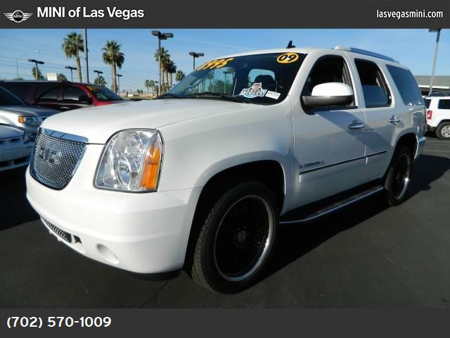 2009 GMC Yukon Denali  power liftgate release autoride suspension traction control stabilitrak