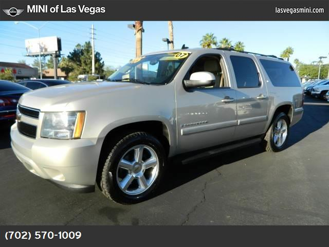 2007 Chevrolet Suburban LTZ autoride suspension stabilitrak abs 4-wheel air conditioning air