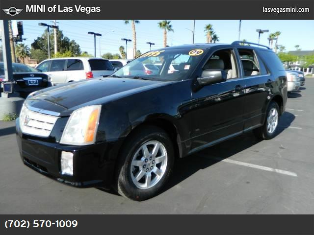 2009 Cadillac SRX RWD traction control stabilitrak abs 4-wheel air conditioning power windows