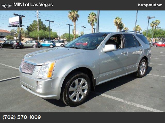 2007 Cadillac SRX  traction control stabilitrak abs 4-wheel air conditioning power windows p