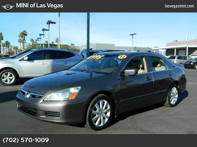 2007 Honda Accord Sdn EX-L abs 4-wheel air conditioning power windows power door locks cruise