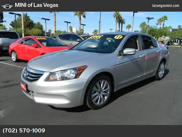 2011 Honda Accord Sdn EX-L traction control stability control abs 4-wheel keyless entry air c