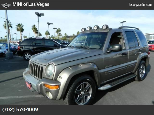 2002 Jeep Liberty Renegade air conditioning power windows power door locks cruise control power