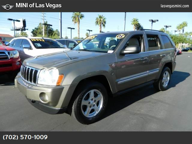 2005 Jeep Grand Cherokee Limited air conditioning power windows power door locks cruise control