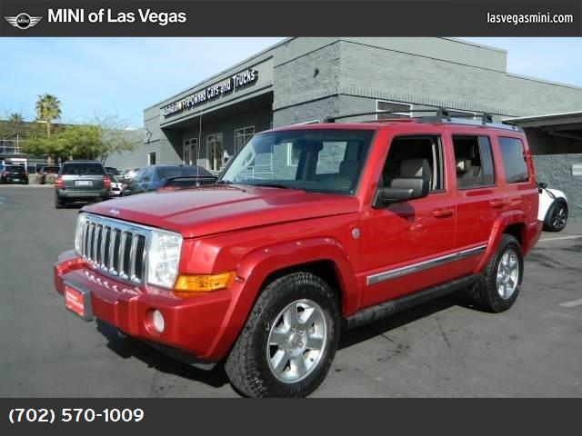 2006 Jeep Commander Limited 47l v8 mpi engine  -inc hd engine cooler std extra cost paint mon