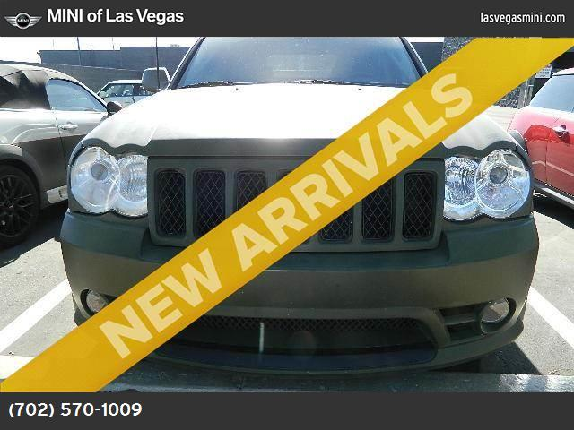 2008 Jeep Grand Cherokee SRT-8 traction control stability control abs 4-wheel air conditioning