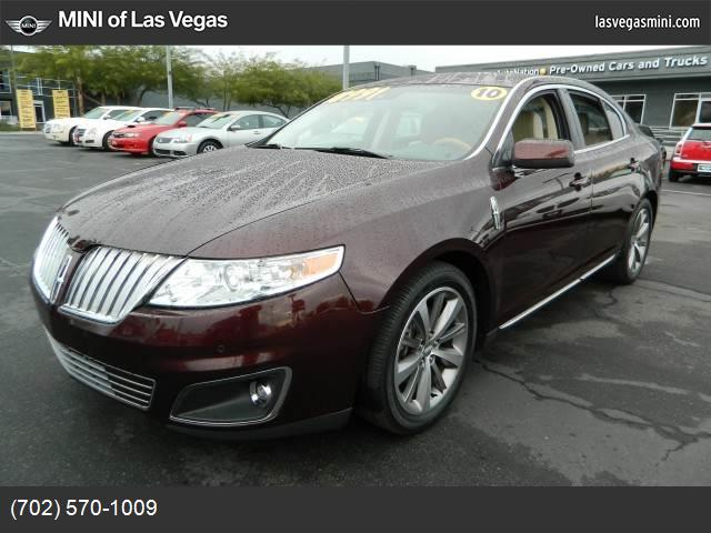 2010 Lincoln MKS  traction control advancetrac abs 4-wheel keyless entry keyless start air c