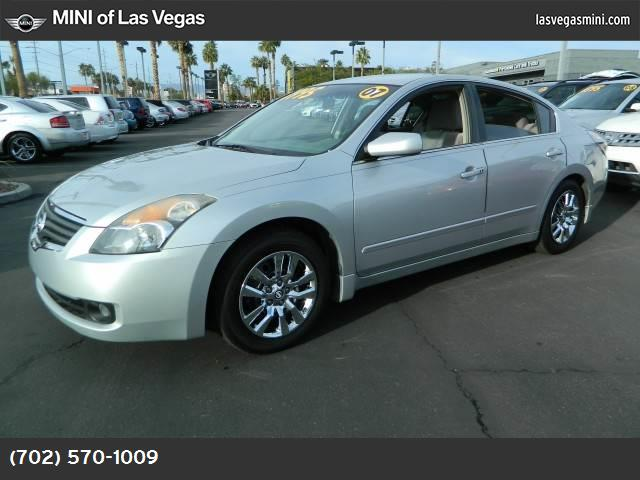 2007 Nissan Altima 25 S air conditioning power windows power door locks cruise control power s