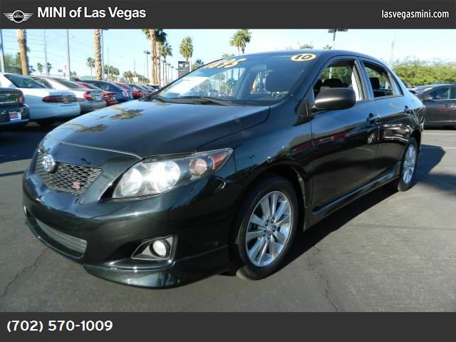 2010 Toyota Corolla  traction control stability control abs 4-wheel keyless entry air conditi