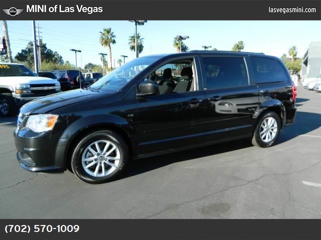2014 Dodge Grand Caravan SXT black  premium cloth bucket seats brilliant black crystal pearlcoat