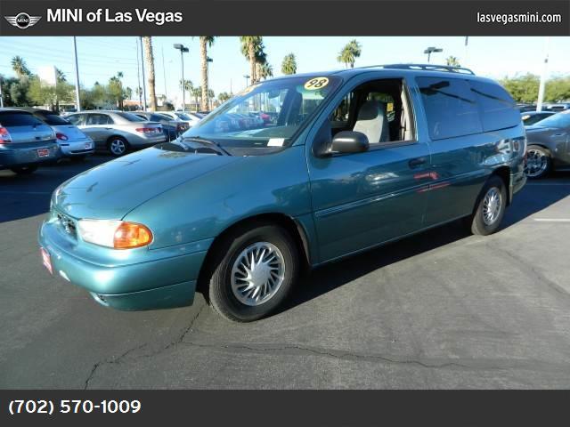 1998 Ford Windstar Wagon GL abs 4-wheel air conditioning power windows power door locks cruis