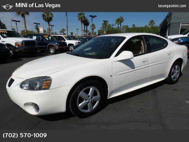 2007 Pontiac Grand Prix  engine  38l series iii v6 sfi with electronic throttle control  200 hp