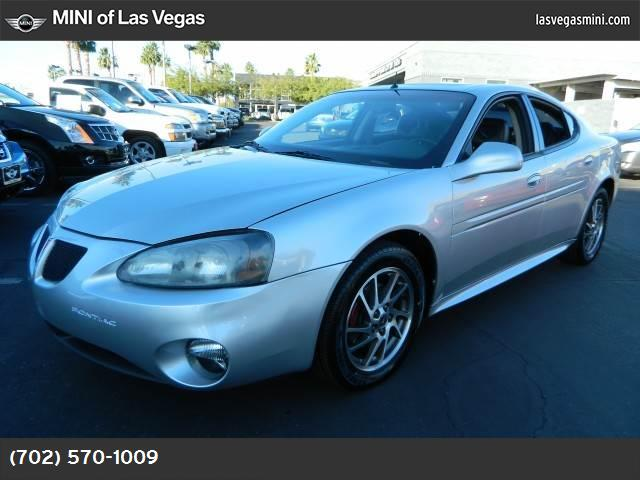 2004 Pontiac Grand Prix GTP abs 4-wheel air conditioning power windows power door locks cruis
