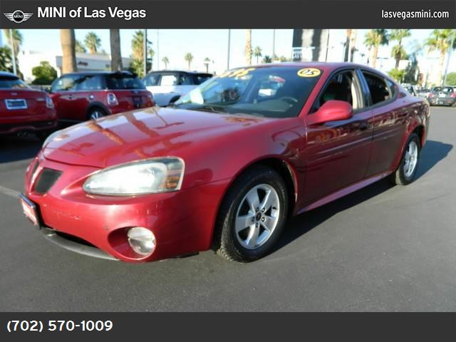 2005 Pontiac Grand Prix GT traction control abs 4-wheel air conditioning power windows power