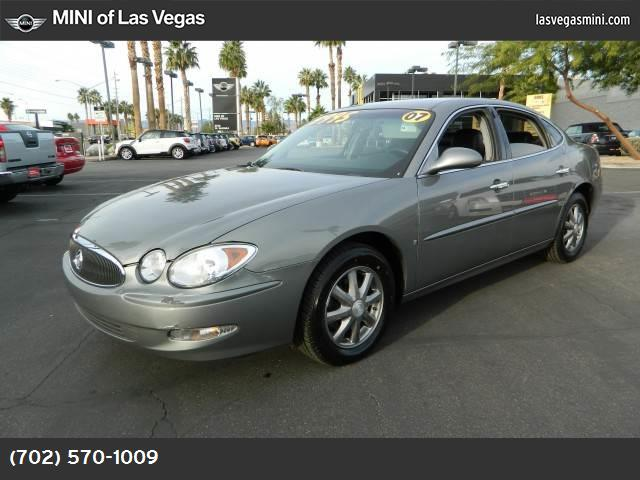 2007 Buick LaCrosse CXL traction control abs 4-wheel air conditioning power windows power doo