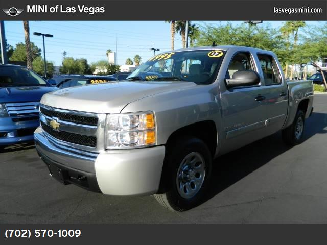 2007 Chevrolet Silverado 1500 LT w1LT abs 4-wheel air conditioning power windows power door l