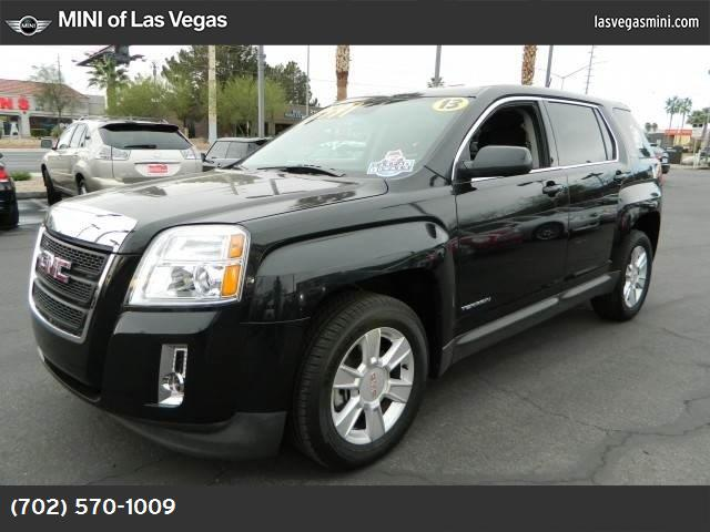 2013 GMC Terrain SLE engine  24l dohc 4-cylinder sidi spark ignition direct injection  with vvt