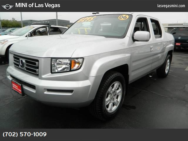 2006 Honda Ridgeline RTL traction control stability control abs 4-wheel air conditioning pwr
