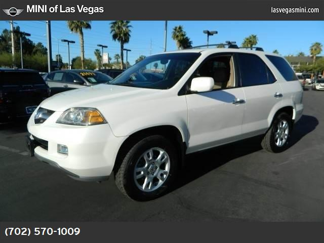2006 Acura MDX Touring traction control stability control four wheel drive tires - front all-sea