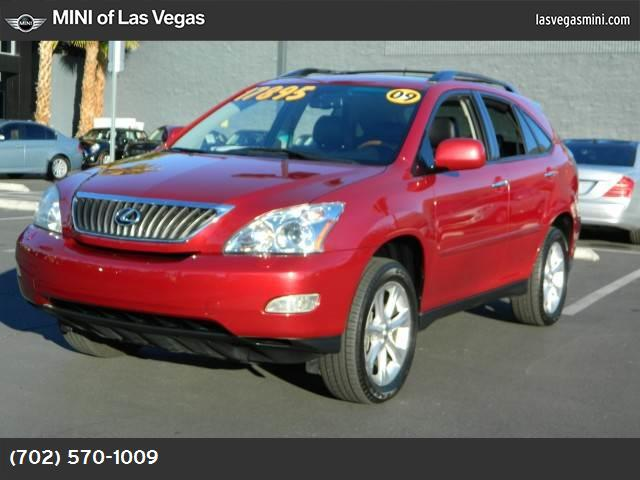 2009 Lexus RX 350  power liftgate release traction control electronic stability control abs 4-w
