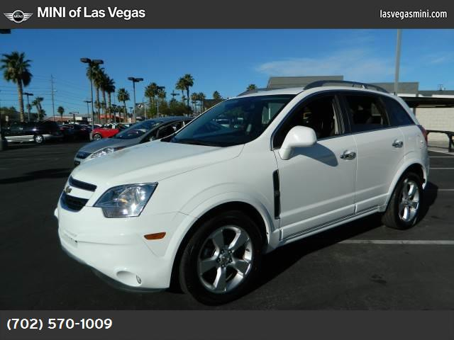 2014 Chevrolet Captiva Sport Fleet LT arctic ice engine  24l dohc 4-cylinder sidi spark ignition