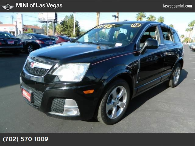 2008 Saturn VUE Red Line traction control stabilitrak abs 4-wheel air conditioning power wind