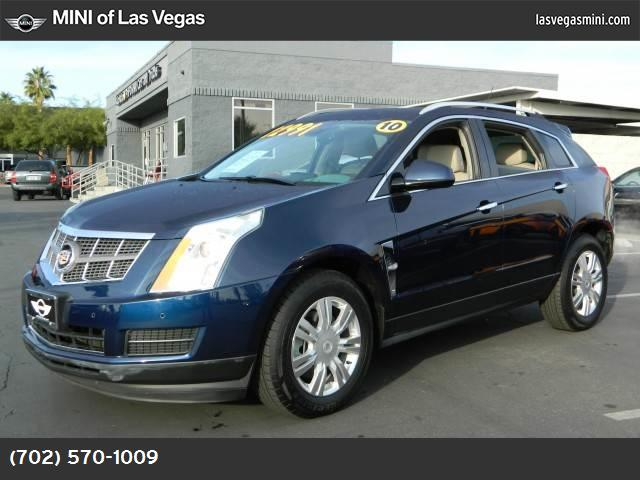2010 Cadillac SRX Luxury Collection traction control stabilitrak abs 4-wheel keyless entry ai
