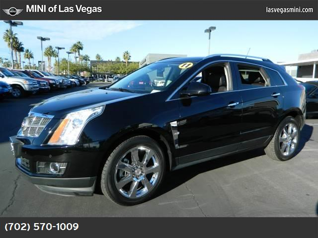 2011 Cadillac SRX Performance Collection performance pkg traction control stability control abs