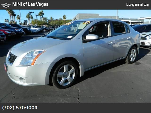 2009 Nissan Sentra 20 S FE air conditioning power windows power door locks cruise control pow
