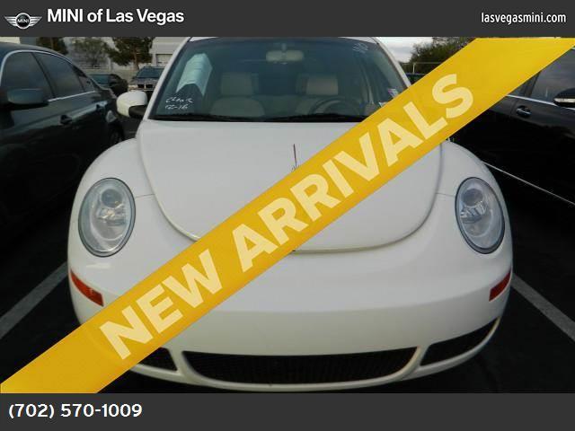 2008 Volkswagen New Beetle Coupe Black Tie Edition 58487 miles VIN 3VWFW31C38M511114 Stock  1