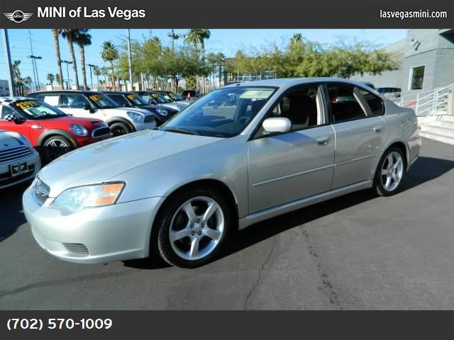 2006 Subaru Legacy Sedan 25i Special Edition abs 4-wheel air conditioning power windows power